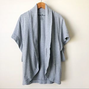 Lucky Brand Oversized Open Cardigan